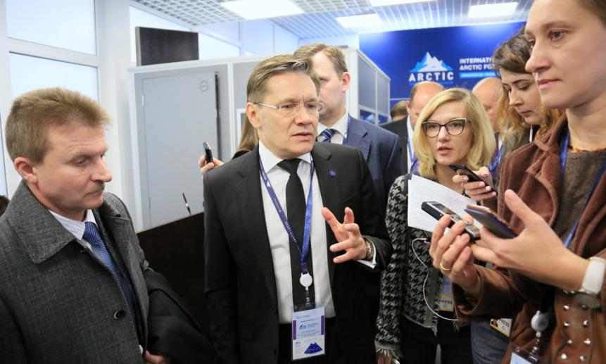 «Росатом» запустит горно-обогатительный комбинат на новейшей Земле кконцу 2021